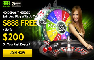 888.com casino is the number 1 online casino site and online poker in the world.